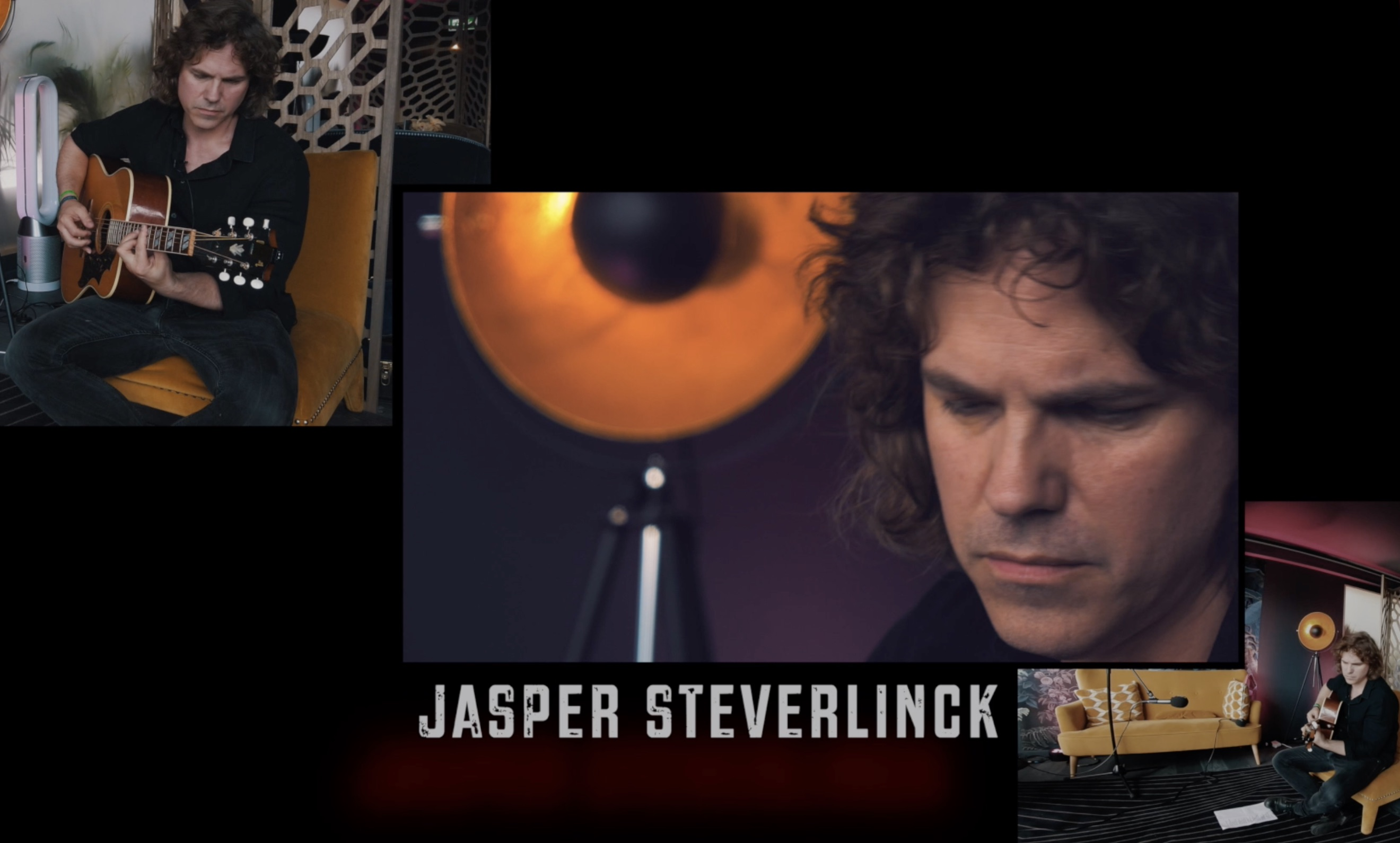 Jasper Steverlinck en exclusivité!